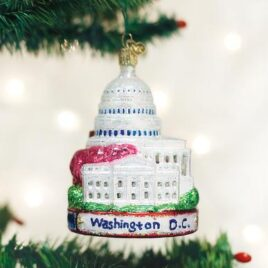 Washington D.c. Ornament