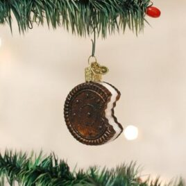 Sandwich Cookie Ornament