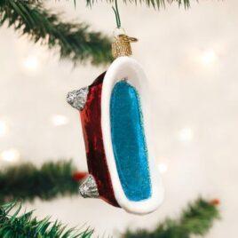 Clawfoot Tub Ornament