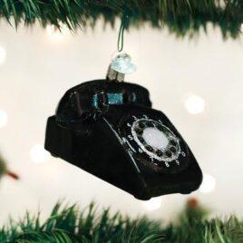 Rotary Phone Ornament