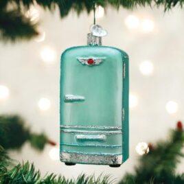 Retro Fridge Ornament