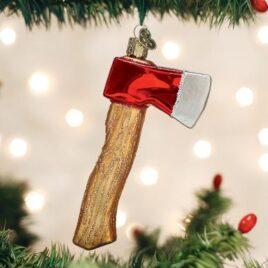 Axe Ornament