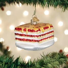 Lasagna Ornament