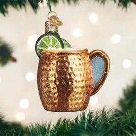 Moscow Mule Mug Ornament