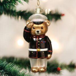 Marine Bear Ornament
