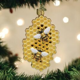 Honeycomb Ornament  12