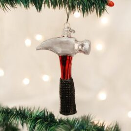 Claw Hammer Ornament