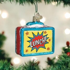 Lunchbox Ornament