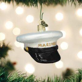 Marine's Cap Ornament