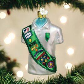 Girl Scout Uniform Ornament