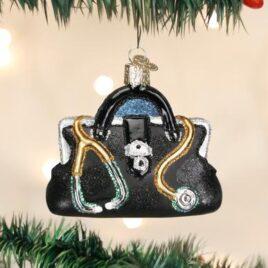 Doctor's Bag Ornament
