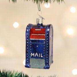 Mail Box Ornament