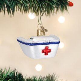 Nurse's Cap Ornament